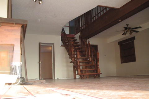 Mold Proofing has been used in this house to prevent black mold and other mold in house.
